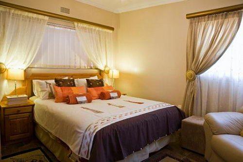 Full lounge, as well as Spa Bath set in Marble and Granite en-suite.